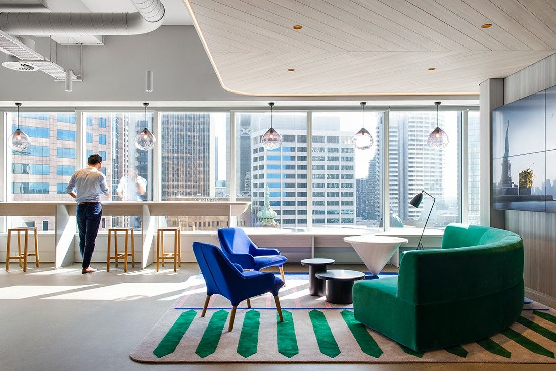 Savills Sydney Designed by Futurespace | Pinterest