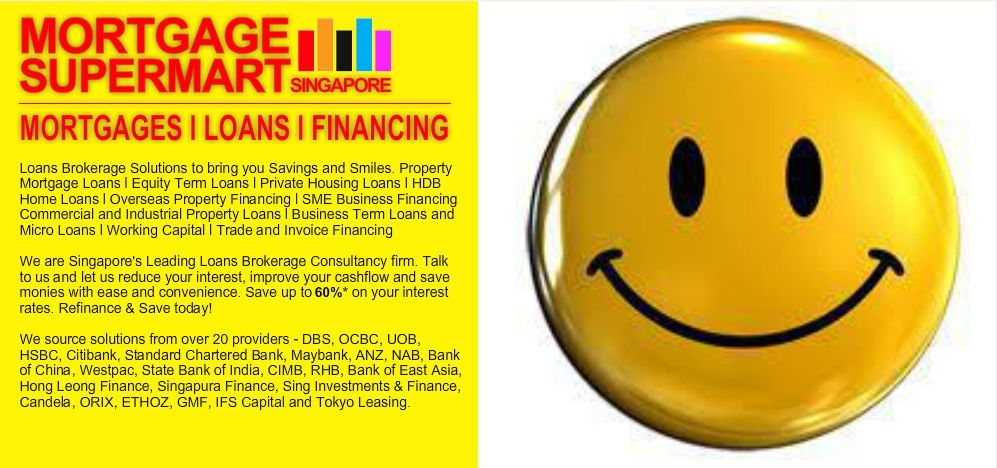 Refinancing Of Commercial Property Loan Singapore Business