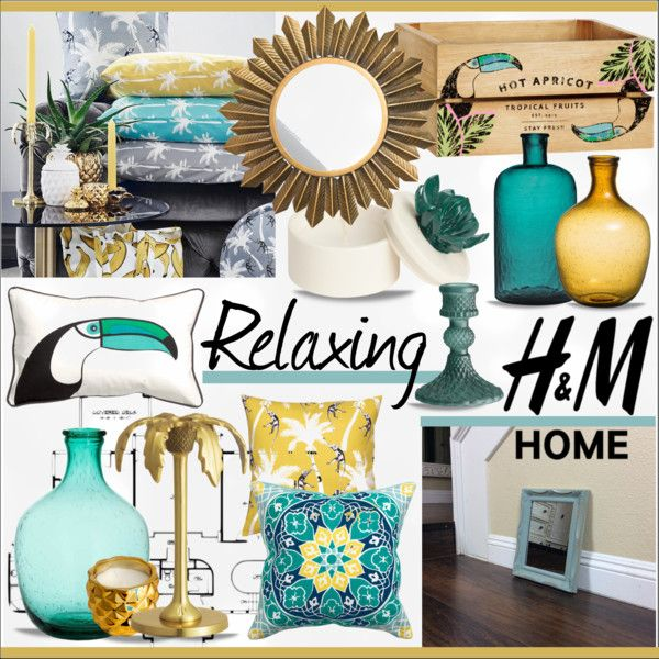 H M Home Turquoise Yellow Living Room Turquoise Living Room Decor Living Room Yellow Accents Yellow Living Room #turquoise #living #room #accents