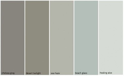 Benjamin Moore S Sea Haze And Desert Twilight Are Top Contenders For The Bedroom And Bat With Images Benjamin Moore Beach Glass Paint Colors For Home Benjamin Moore Colors
