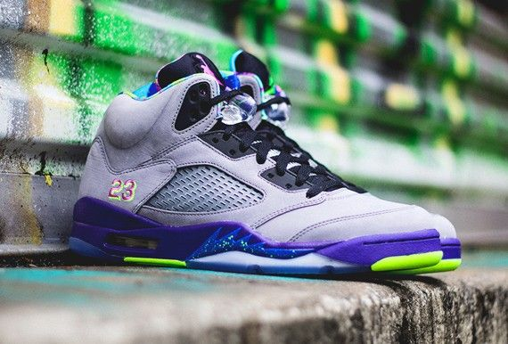 "58948ffa739 Set to reach retailers October is the Air Jordan 5 Retro ""Bel Air,"" Jordan  Brand's homage to the classic sitcom The Fresh Prince of Bel-Air."
