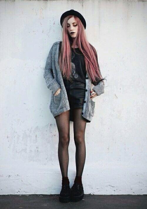 E  A Grunge Grungegirl Softgrunge Deepgrunge Hipster Outfits
