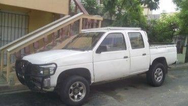 Vendo Camioneta Nissan 4x4 En Oferta Santo Domingo Camioneta Nissan Nissan Camionetas