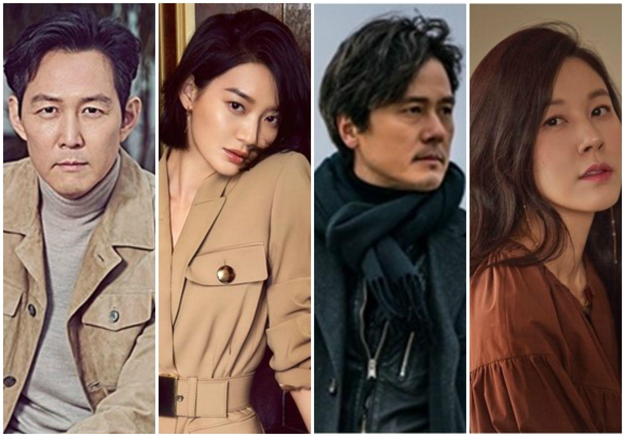 "Couple ""Jae Woo Sung x Kim Ha Eun"" or ""Lee Jung Jae x Shin Min Ah"" get new line-up JTBC's drama on this May"