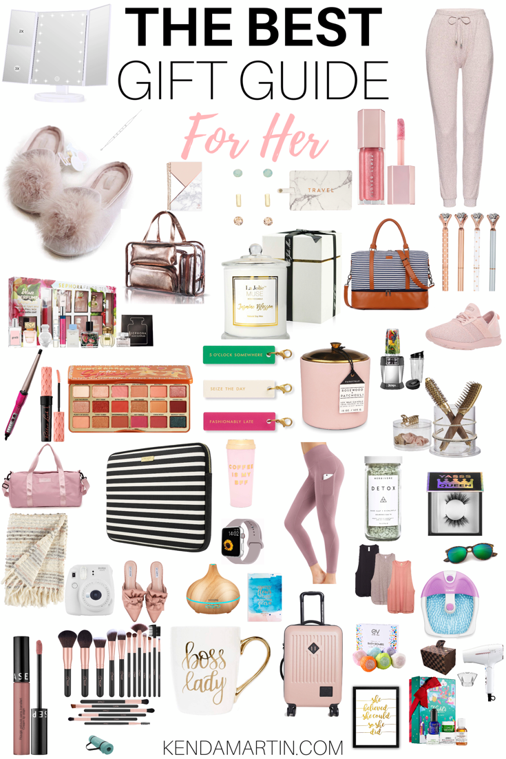 THE ULTIMATE HOLIDAY GIFT GUIDE FOR HER 1