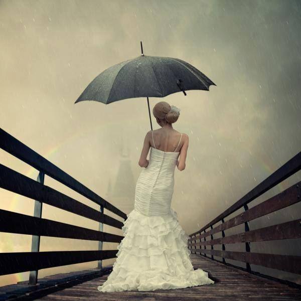Bitte lasse mich nicht im Regen stehen!