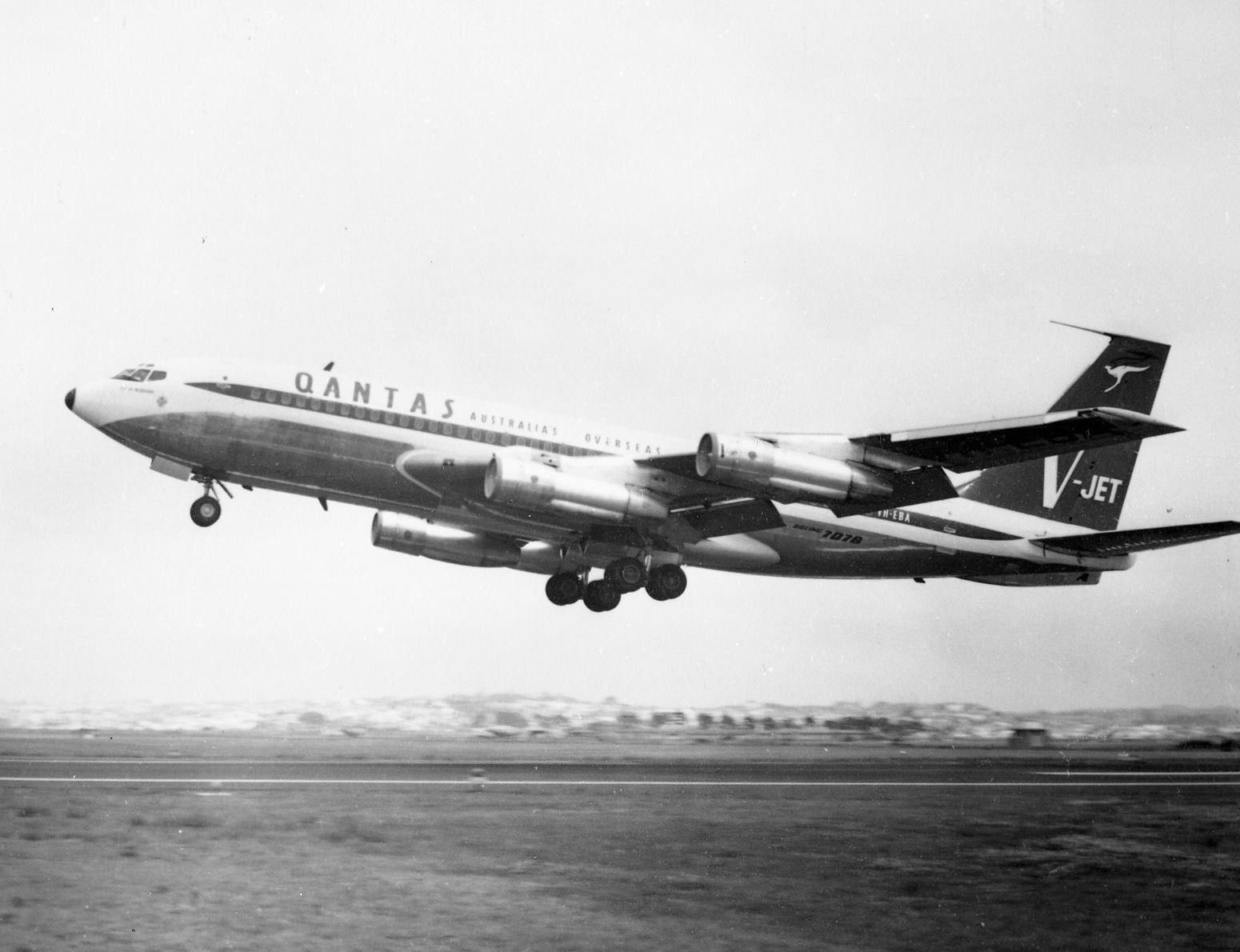 Boeing 707, Boeing, Aviation