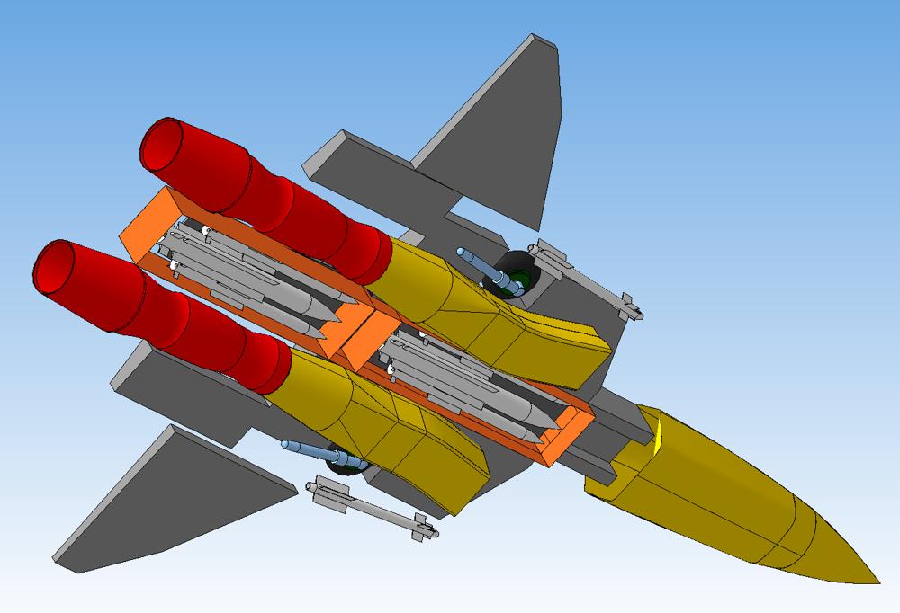 Sukhoi PAK FA and FGFA (Fifth Generation Fighter Aircraft)