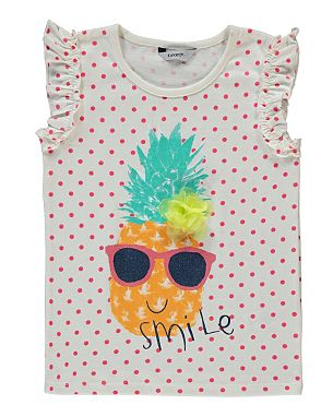 Pineapple Smile Top