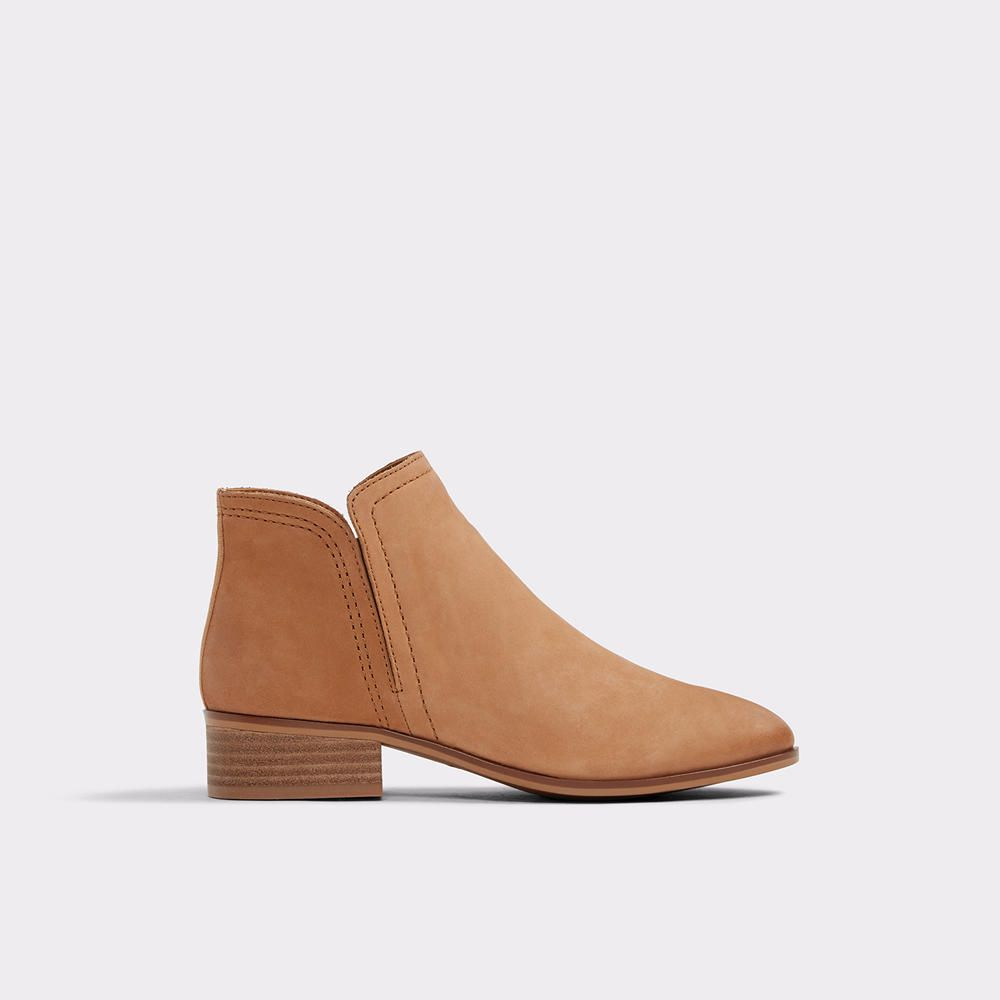 Aldo ankle boots, Brown ankle boots