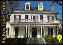 Garden District Walking Tours In New Orleans   Free Mansions Cemetery Maps    Free Walking Tours Maps
