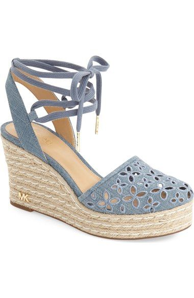 fc02526616a MICHAEL Michael Kors 'Darci' Espadrille Wedge (Women) available at ...