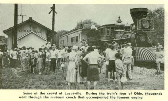 Images Lucasville Ohio Lucasville Oh Lucasville Ohio Depot See If You Can Identify Portsmouth Ohio Ohio History Train Tour