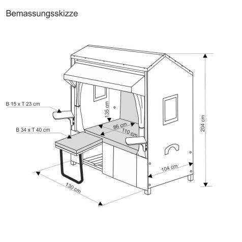strandkorb laube kiefernholz schema skizzen diy pinterest strandkorb laub und skizzen. Black Bedroom Furniture Sets. Home Design Ideas