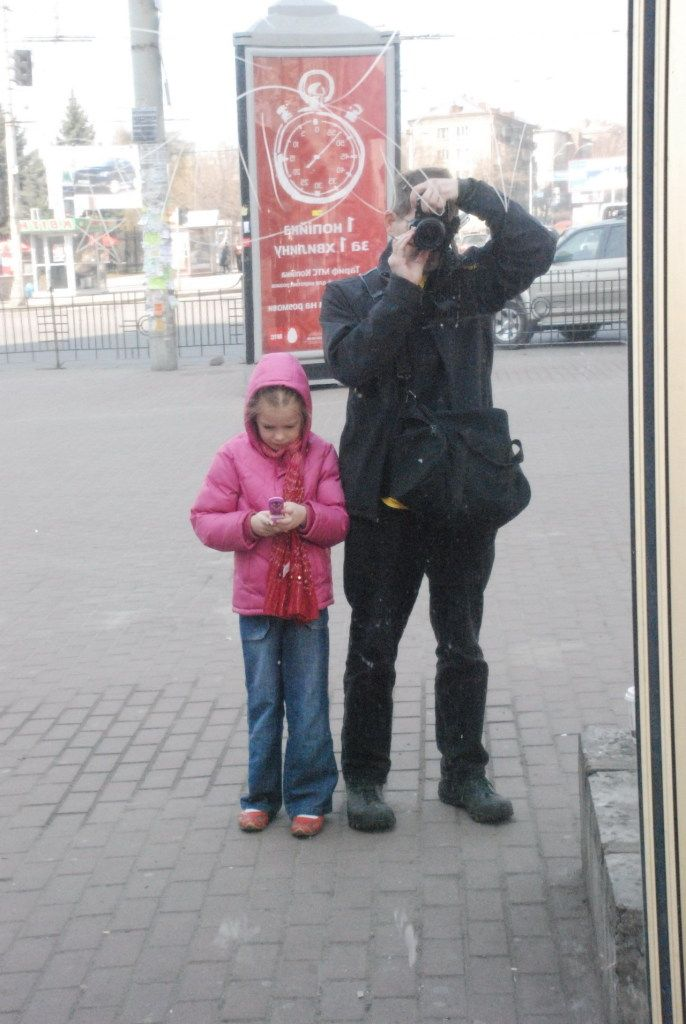 bumbling around in kyiv (2006)