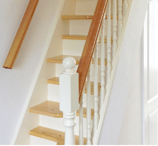 Best Space Saver Stairs Bespoke Staircases Staircase 400 x 300