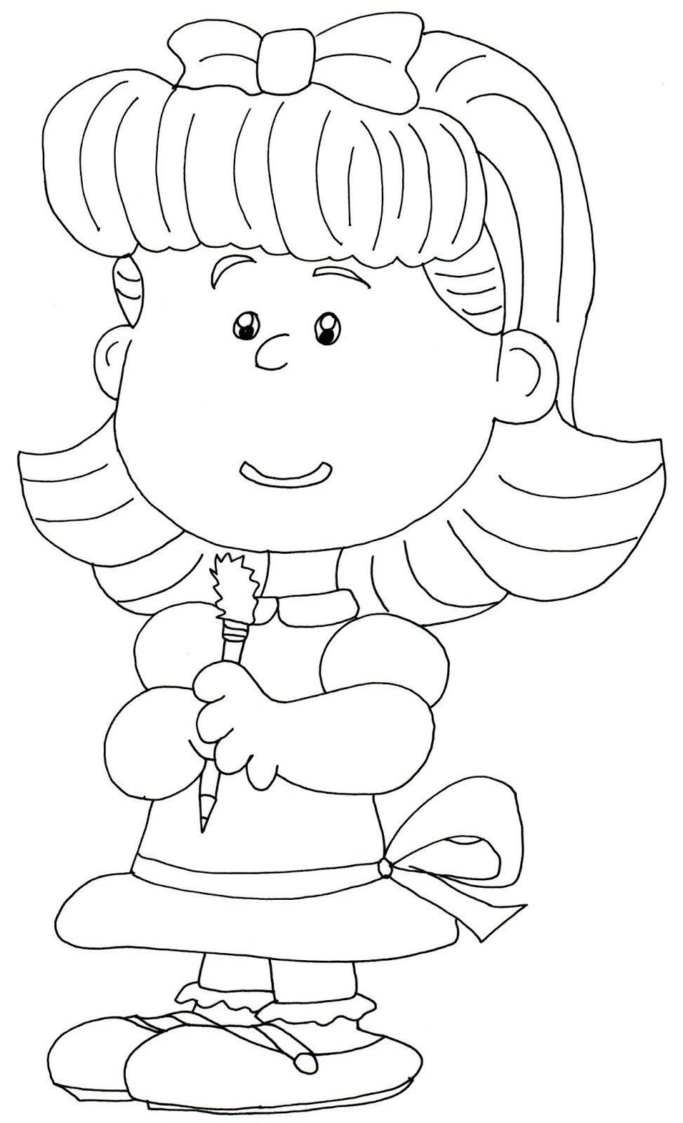 Charlie Brown Coloring Pages Free Charlie Brown Snoopy and