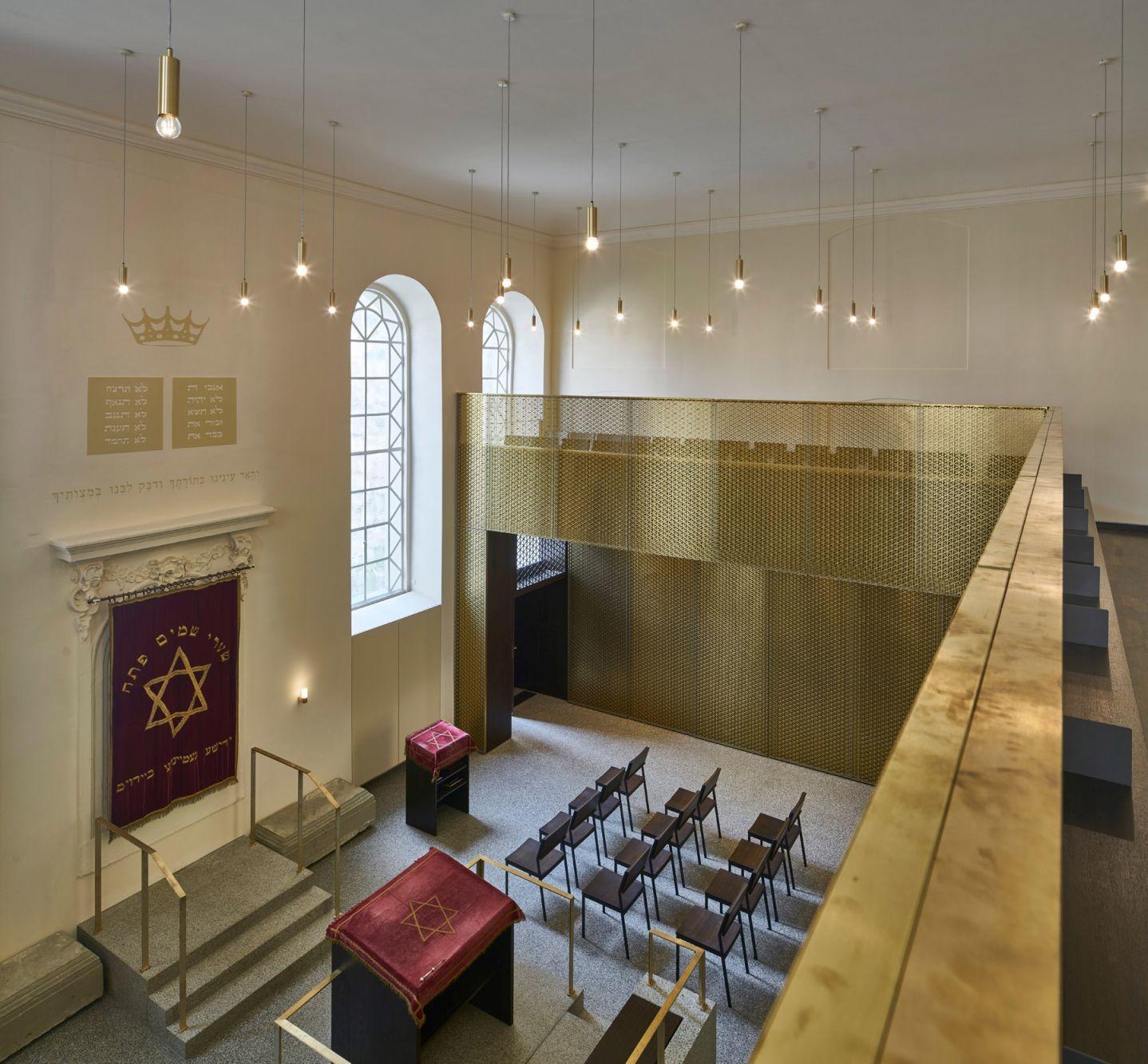 Synagoge Bayreuth Architekt Stadtischer Raum Baudenkmal