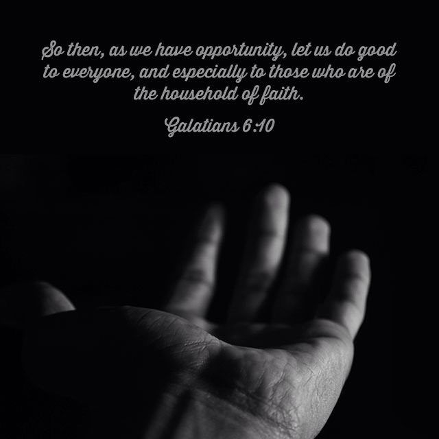 what does faith do for us