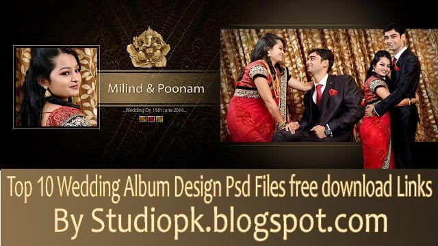 Top 10 Wedding Album Design Psd Files Free Download Links Wedding Album Design Wedding Album Wedding Photo Albums