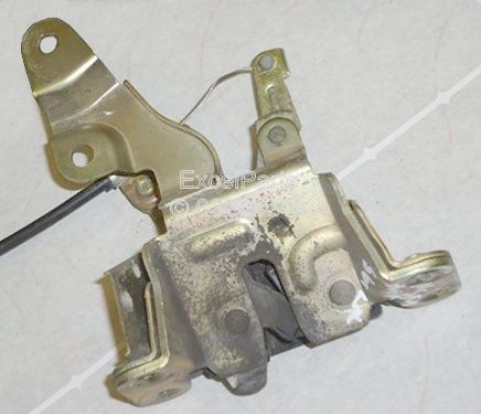 Toyota Previa Tarago Door Catch Centre Lock Mechanism Solenoid 69380 28060 Middle Passenger Left Near Side Rear 5 Speed Automatic 2 4 I 2362 Cc Toyota Previa Door Handles Multi Purpose Vehicle