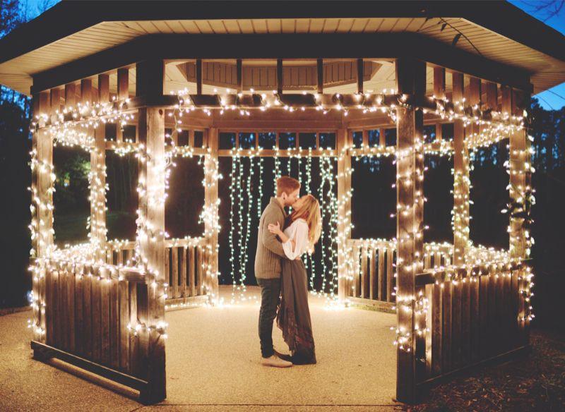 Einige Jungs machen einfach NAGEL ihren Vorschlag. Dieser Typ war einer von ihnen.   – Wedding