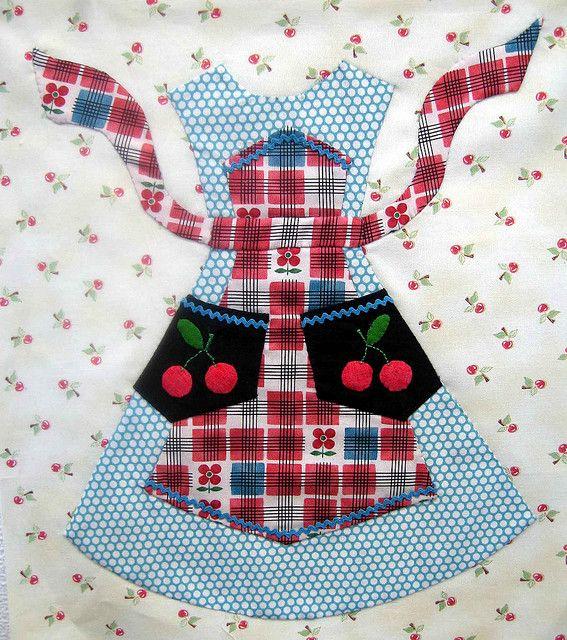 January Apron Quilts Quilt Blocks Quilts Applique Quilts