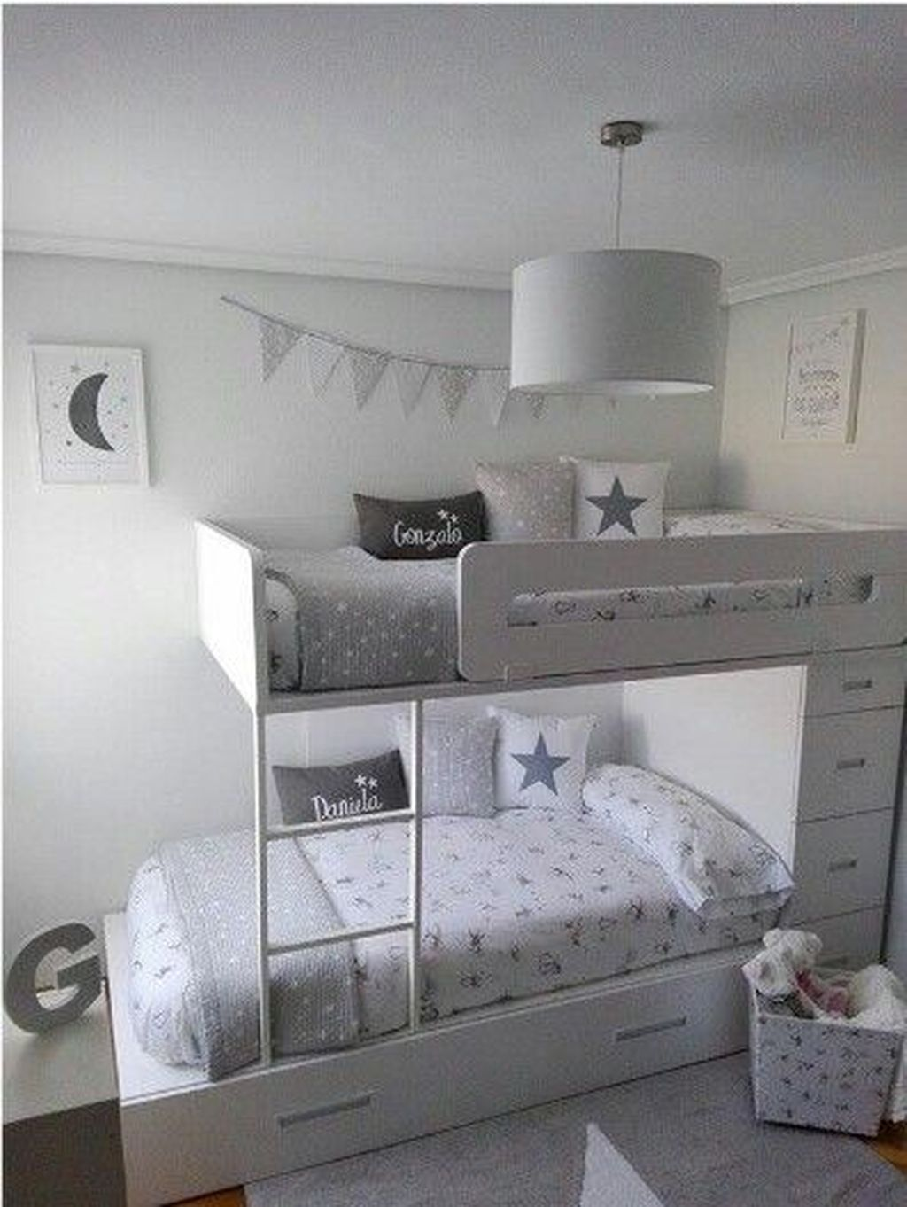 44 unique floating bunk beds design that you need to know on wonderful ideas of bunk beds for your kids bedroom id=53038