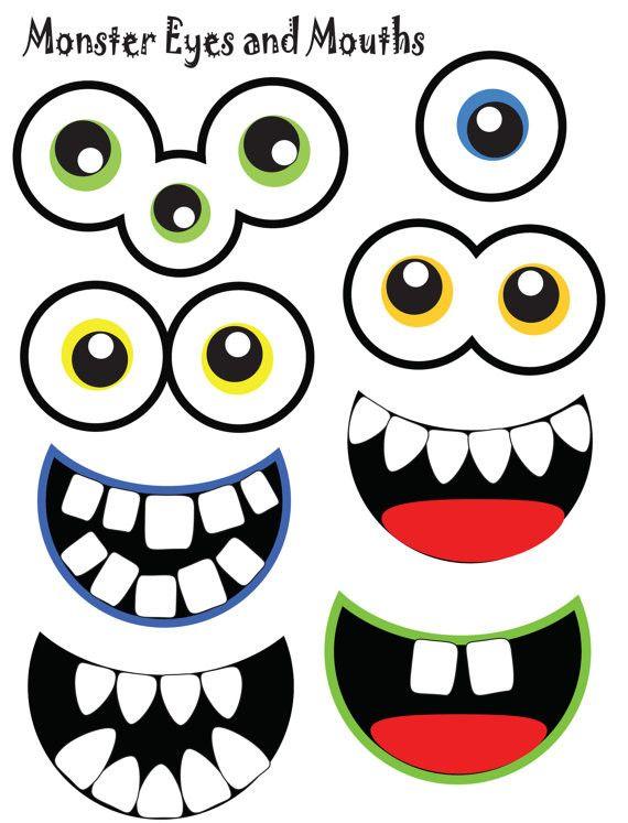 Yeux Et Bouches De Monstre Kinderboekenweek 2017 Cose Per La