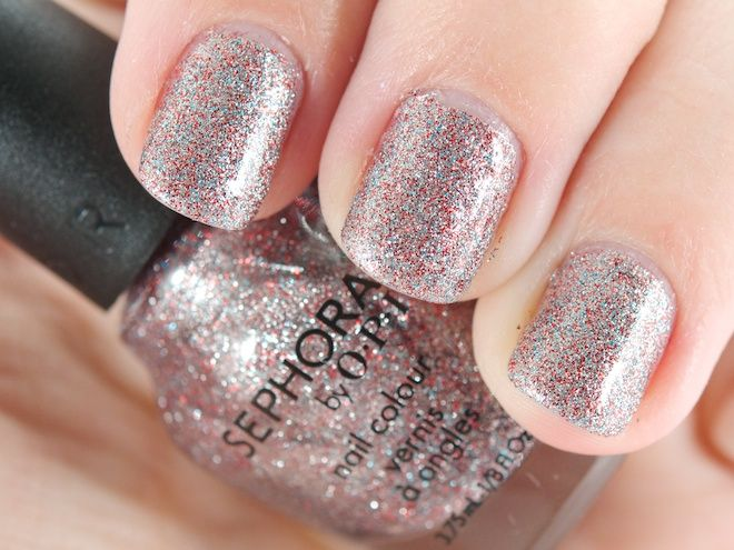 Sephora by OPI Nail Lacquer in Arose Beyond Shimmer | Nail polish ...
