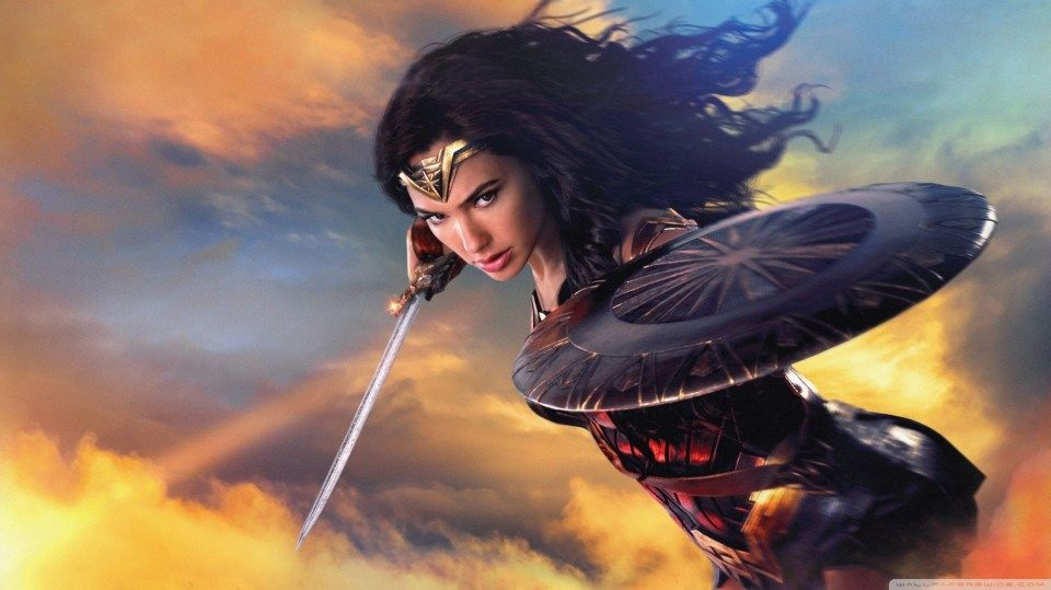 Why You Must Experience Wonder Woman Desktop At Least Once In Your Lifetime In 2020 Wonder Woman Movie Marvel And Dc Characters Wonder Woman
