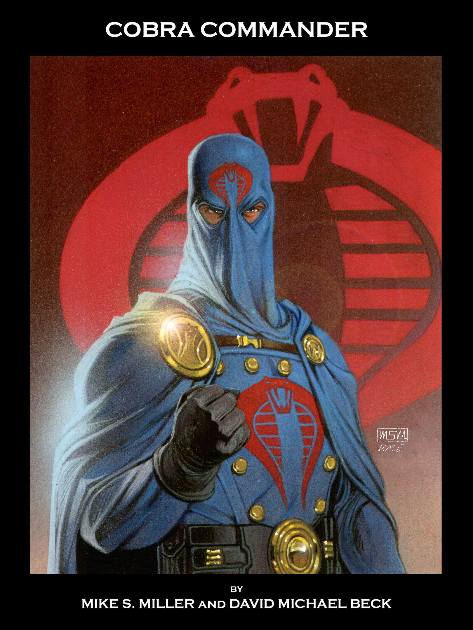 Cobra Commander by UnderdogMike