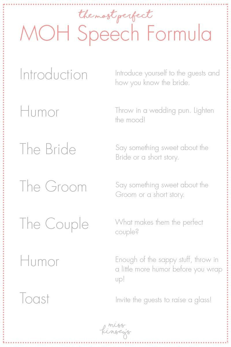 Maid of Honor Speech … | Maid of Honor Guide in 2019…