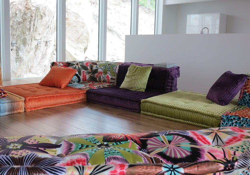 mah jong modular sofa for pabburi