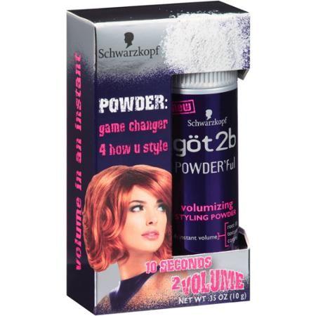 Got2b Powder Ful Volumizing Styling Powder 35 Oz Hair Powder Volume Hair Hair Volume Powder