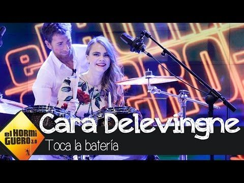 Spanish TV Show Puts Cara Delevingne on the Spot About Her Supposed Skills with the Sticks - http://oceanup.com/2015/07/09/spanish-tv-show-puts-cara-delevingne-on-the-spot-about-her-supposed-skills-with-the-sticks/