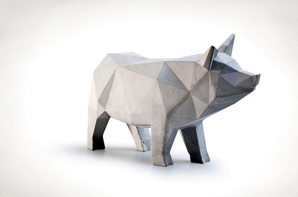 Свинка бетона режу бетон