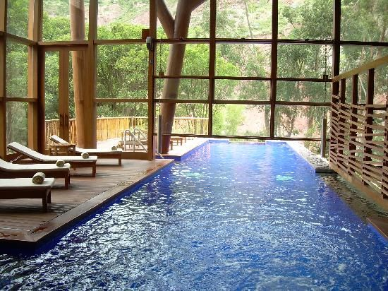 Emejing Indoor Outdoor Pool Contemporary - Interior Design Ideas ...