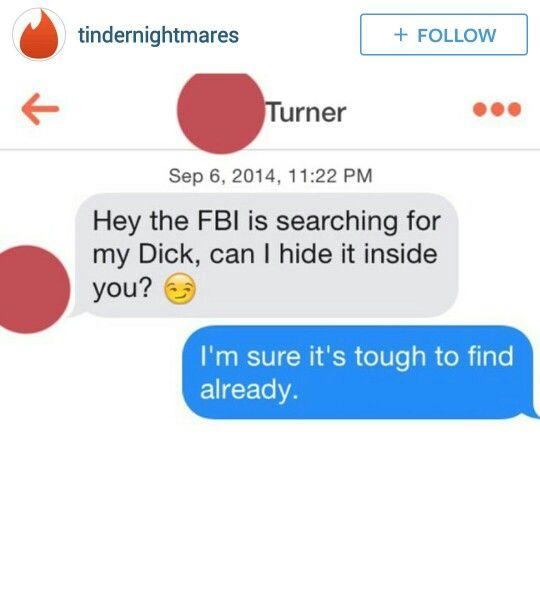 Burn!!!! Tinder humor, Tinder, Tinder conversations