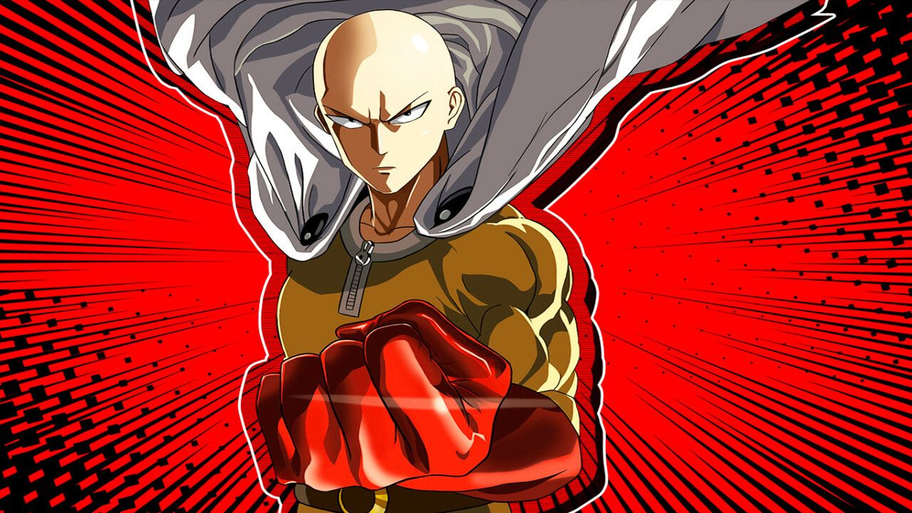 Have you ever wanted to have OnePunch Man's Saitama or