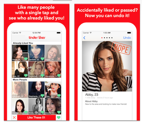 See Who You Ve Liked On Tinder