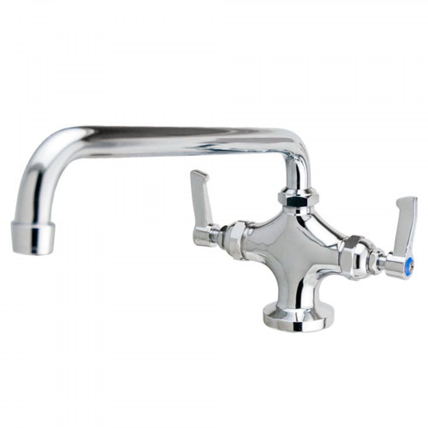 Double Pantry Faucet With 12 Swing Spout Chrome Kitchen Faucets Kitchen Industrial Kitchen Faucet Chrome Kitchen Faucet Modern Kitchen Faucet