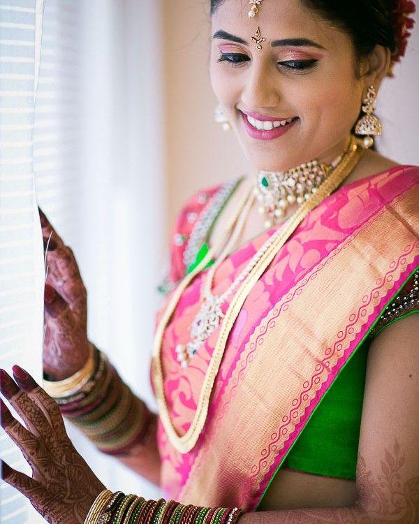 Ashrita + Vinay} - A beautiful Hyderabad Telugu Wedding » Amar ...