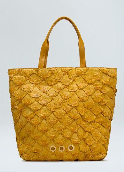 9ce67be578c Pirarucu Cabas Bag da Osklen