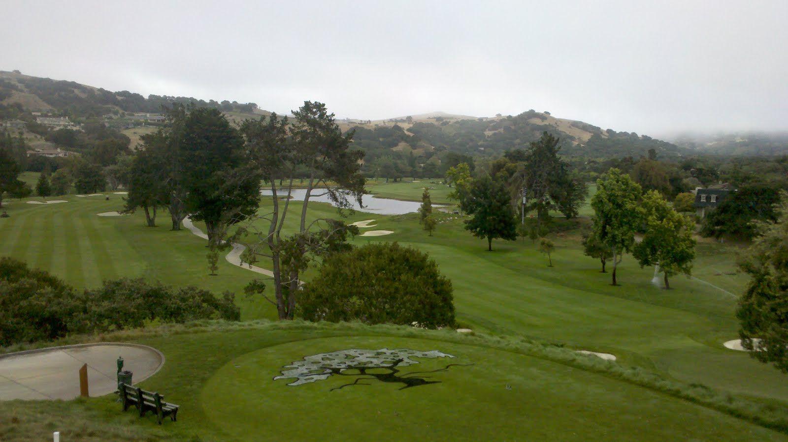 Corral De Tierra Country Club Golf Salinas Ca Golf Courses Golf Scenery