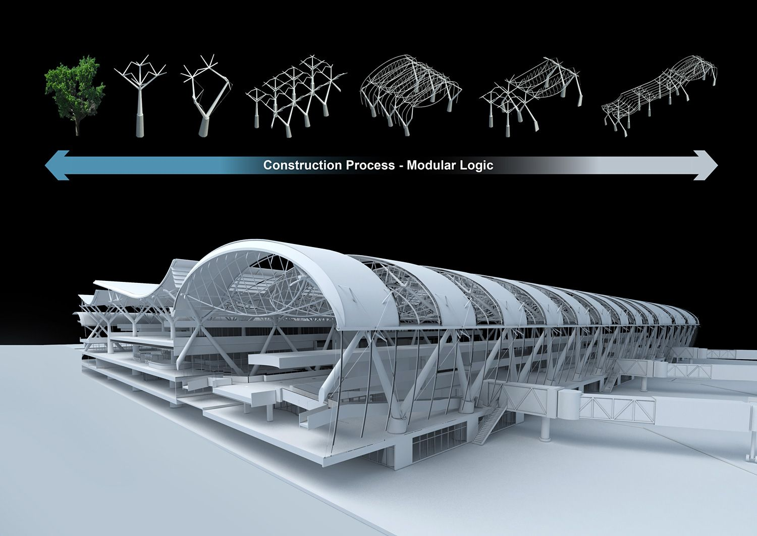 Airport architecture thesis