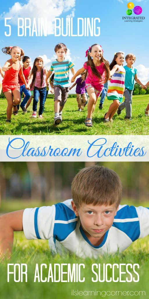 5 of the Best Brain Building Activities to Help your Child