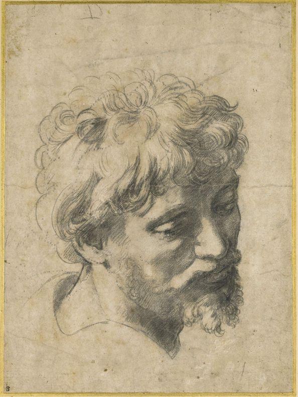 Raphael Dans Un Chateau Anglais Portrait Dessin Comment