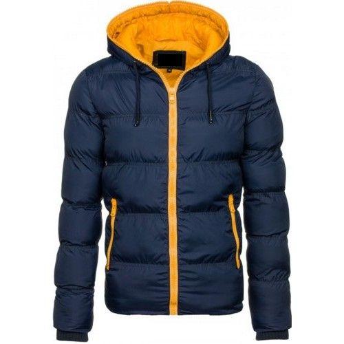 Pánske bundy na zimu -3 farby  b39c269e729