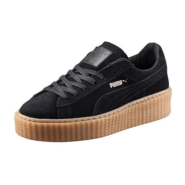 PUMA BY RIHANNA CREEPER (160 CAD) ❤ liked on Polyvore featuring shoes